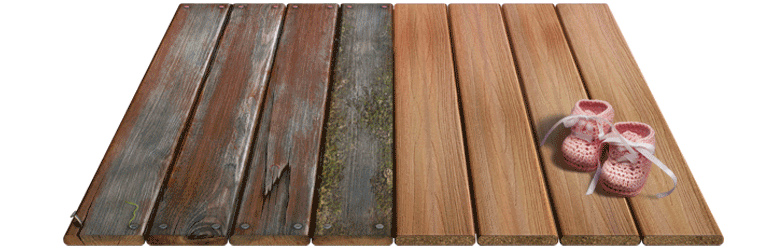 Composite Decking Is Safer Wood Vs Fiberon Safe