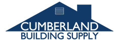 Logo cumberland building supply