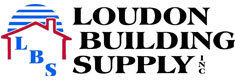 Logo loudon building supply