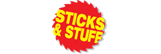 Logo sticks and stuff
