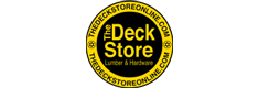 Logo The Deck Store Apple