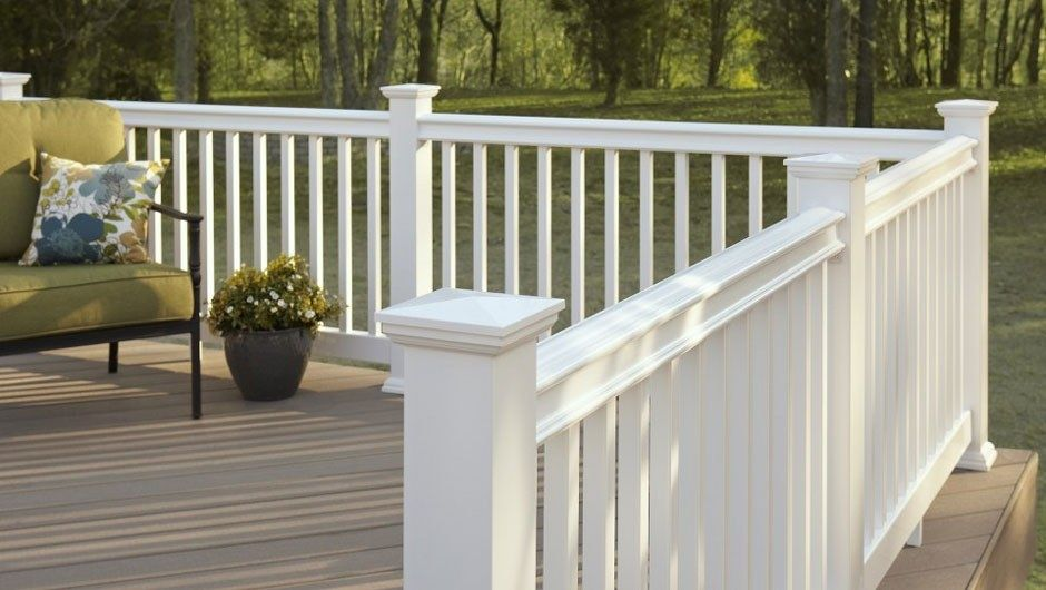 Armorguard Railing Fiberon Composite Deck Railing Stocked