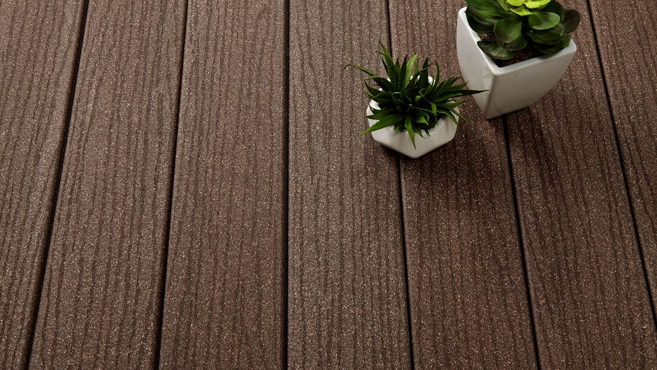 Traditional Decking Vintage Brown Gallery