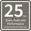 25-year-stain-fade-performance-warranty