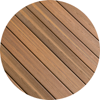 Jatoba Decking Streaking