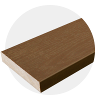 Relax Decking Brown Profile 200X200