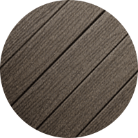 Traditional Decking Steel Gray Color