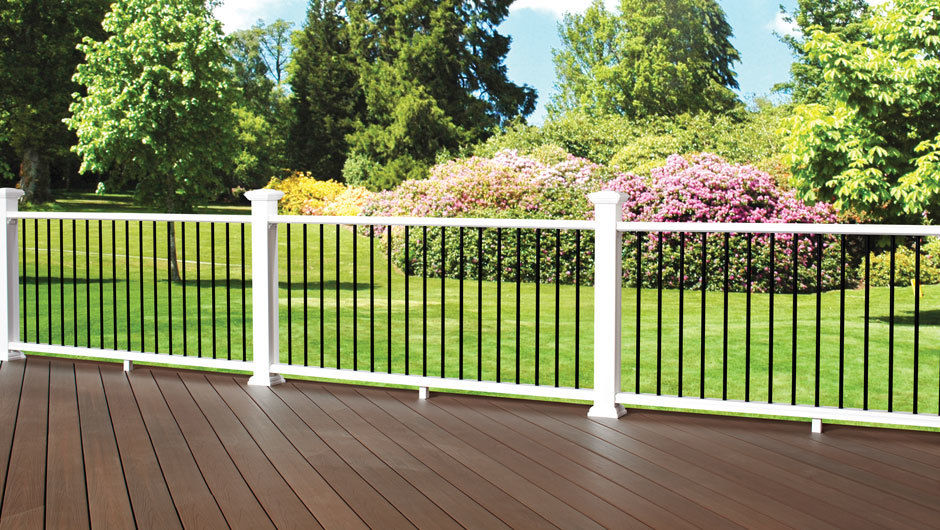 Armorguard regency metal balusters