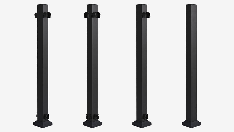 Fiberon CitySide Railing Posts