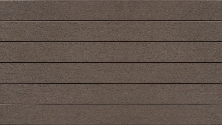 Fiberon Cladding Koa Color Detail