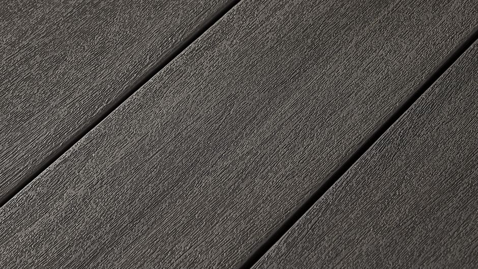 Symmetry Decking Graphite Grain Detail