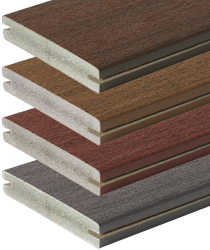 Symmetry Decking Grooved Profiles