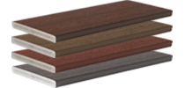 Symmetry Decking Riser Profiles