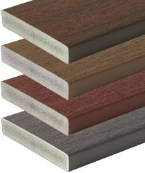 Symmetry Decking Square Profiles